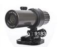 Hd sport camera, 170 - degree wide Angle, 1080 p hd video, 12 million pixels, 20 meters waterproof