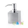 Hydraulic bottle stainless steel soap dispenser square bottle soap dispenser hydraulic bottle