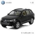 Toy cars volkswagen touareg acoustooptical WARRIOR alloy car models