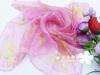 Mulberry silk chiffon silk scarf female spring and autumn silk scarf summer sun cape dual small facecloth wire