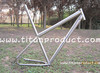 Titanium MTB Frame 29ER Integrated SeatPost/Internal Cable Running/Rohloff Sliding Dropouts