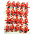 "Wholesale 100 pcs Spiderman Spider-man 1.3"" Jewelry Making Figures Pendant Charm"