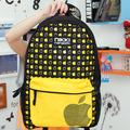 2013 bags backpack bag preppy style student school bag laptop bag
