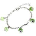 Women's bracelet female bracelet exquisite women's accessories titanium fashion jewelry gift