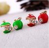 5pairs/1Lot Fashion Sweety Cute Bijou apple earrings charm earring XY-E329 E330