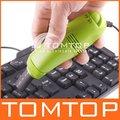 MINI USB VACUUM KEYBOARD CLEANER for PC LAPTOP 5pcs/lot