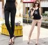 S-XXXL High Quality pants New 2015 Fashion Solid color Slim Casual Harem Pants Plus Size Women Pants