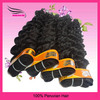 Peruvian Virgin Hair Deep Curly, Queen Hair Products, Grade 5A,4pcs/lot,100gram/bundle,12~28inch, DHL Free shipping!