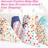 Free shipping 5pc/lot 100% cotton baby boys and girls bib baby towel bandanas scarf children cravat infant towel