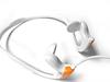 Brand New Best Secure Fit Sports Biking Jogging Running Headphones Earphones Phones White