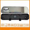 Free shipping Hot&new  highscreen factory direct 1080P hd car dvr rearview mirror dvr L3000 car dvr mini car mirror+G-sensor