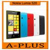 Original Nokia Lumia 520 3G Dual Core GPS Wifi 5MP 4.0nches Touchscreen Refurbished Windows Mobile Phone