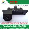 Rear view camera For skoda octavia fabia audi A1 Car parking camera Trunk handle camera Night vision waterproof color