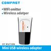 Mini USB 150Mbps 802.11 n/g/b WiFi adapter Networking Lan Card Wireless signal receiver/transmitter COMFAST CF-WU715N