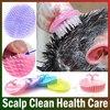 "Hair Scalp Washing Combs Comb Massager Brush Care 8cmx4cm(3 1/8""x1 5/8"") Free Shipping"