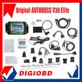 100% Original SPX AUTOBOSS V30 Elite Super Scanner Cover more than 57 makes 40000 vehicle systems Update Online