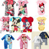 Baby rompers baby clothing mickey baby girl baby boy clothes winter newborn baby clothes infant clothing minnie girls clothing