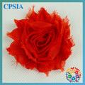 cheap flowers for girls hair accessories beautiful handmade wedding hair flowers 240pcs/lot