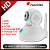 Sunvision  Wifi IP Camera Android for Home Surveillance Plug Play P2P Security IP Cameras Wireless Indoor Network IP Cam 3.6mm