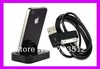 Docking Station Dock + USB Data/ Charger Cable iPhone 4