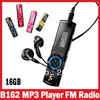 Colorful 2014 New MP3 PLAYER 16GB,172 digital screen mp3 player With Clip+Retail Package,FM radio+Record