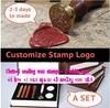 Customize wedding logo league logo DIY only seal stamps, Sealing wax stamp, wax seal stamp to custom design, Free Shipping