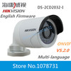 DS-2CD2032-I Hikvision camera,3MP Mini Bullet Camera W/3D DNR&DWDR&BLC,Network IP camera w/IR and IP66,HD IP Camera,CCTV System