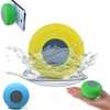 Portable waterproof Wireless Bluetooth shower Speaker with mic mini loudspeakers music car speakers sound  boombox free shipping