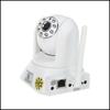 freeshipping 2 Way Audio Wireless Network Internet Wifi RJ45 Night Vision IP Camera Indoor Home Surveillance CCTV dome Camera