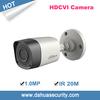 2014 new special offer infrared cmos security camera 1megapixel dahua ip66 720p water-proof hdcvi ir-bullet camera HAC-HFW1100R