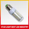 New arrival E27 led light SMD 5730 E27 led corn bulb lamp, 56LED 18W 5730smd Warm white /white 5730 led lighting ,free shipping