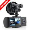 2.7 Inch Screen Dual Camera Car Blackbox DVR with GPS Logger and G-sensor X3000
