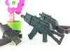 Gun pen drive cartoon gun 4gb/8gb/16gb/32gb bulk ak47 usb flash drive flash memory stick pendrive mini