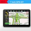 7 Inch HD800*480 GPS Navigation+Cortex A7/Dual core/800MHZ+128MB/4GB+bluetooth+AV IN Navitel7.5/iGO 9 primo/Papago X8.5