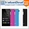 "Original Leagoo Lead 1 MTK6582 Quad Core Mobile Phone Android 4.4 13MP Camera 5.5""IPS Screen 1GB RAM 8GB ROM 3G/GPS Smartphone"