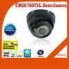 24 LED Color Night Vision Surveillance dome camera Outdoor/Indoor Waterproof hd 700TVL security CCD IR surveillance CCTV Camera