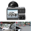 X2 140 2.0 TFT HD 1080P IR Night Vision G-sensor Car Cam DVR Dashboard Vehicle Dual Lens Camera Recorder + 120 Wide Angle Lens