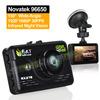 Original Shadow RX270 Full HD 1080P Car DVR Recorder Camera Novatek 96650 IR Night Vision 150Degree Wide Angle Advanced WDR OT15