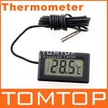 LCD Fridge Freezer Temperature Digital Thermometer, 20pcs/lot, freeshipping, dropshipping