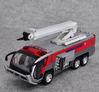 Artificial car toy 119 fire truck alloy fire engine model toy Children's toy car model hot sale free shipping