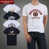 New 2015 Summer Men T shirt American Style 100% Cotton Short Sleeve Man Clothing Camisetas Masculinas Male Apparel Men T-shirt