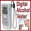 Digital Alcohol Tester and Timer 8369JC -- Dual LCD Display 20pcs/lot