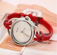 women's fashion watch,digital watch,free shipping, Korea watch , Julius Watch ,Quartz Watch ,Leather Strap Watch(China (Mainland))