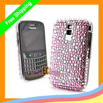 Blackberry Bold 9000 Pink
