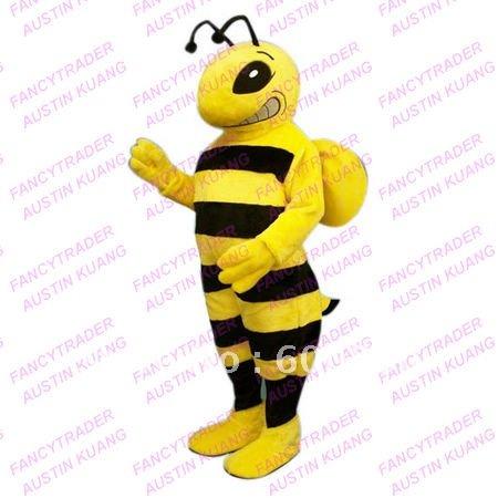 High Quality Premium Hornet Mascot Costume Wasp Mascot Costume Bee Mascot Costume Free Sample  ...