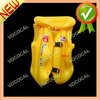New Flexible Yellow Child Pool Float Swimming Life Vest, Free Shipping, Dropshipping