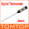Kitchen Cooking Food Meat Probe Digital BBQ Thermometer, freeshipping Dropshipping wholesale