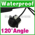 Free Shipping 120 Wide Angle Car Waterproof Back Up Car Rearview Camera N97S