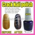 Wholesales Price Freeshipping 5pcs/LOT New Nail Art Crack Pattern Nail Polish Varnish F273