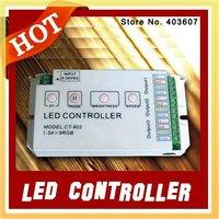 RGB контролер DAOHE RGB led RGB 6A * 3 , dc12/24v DH-CT326RF